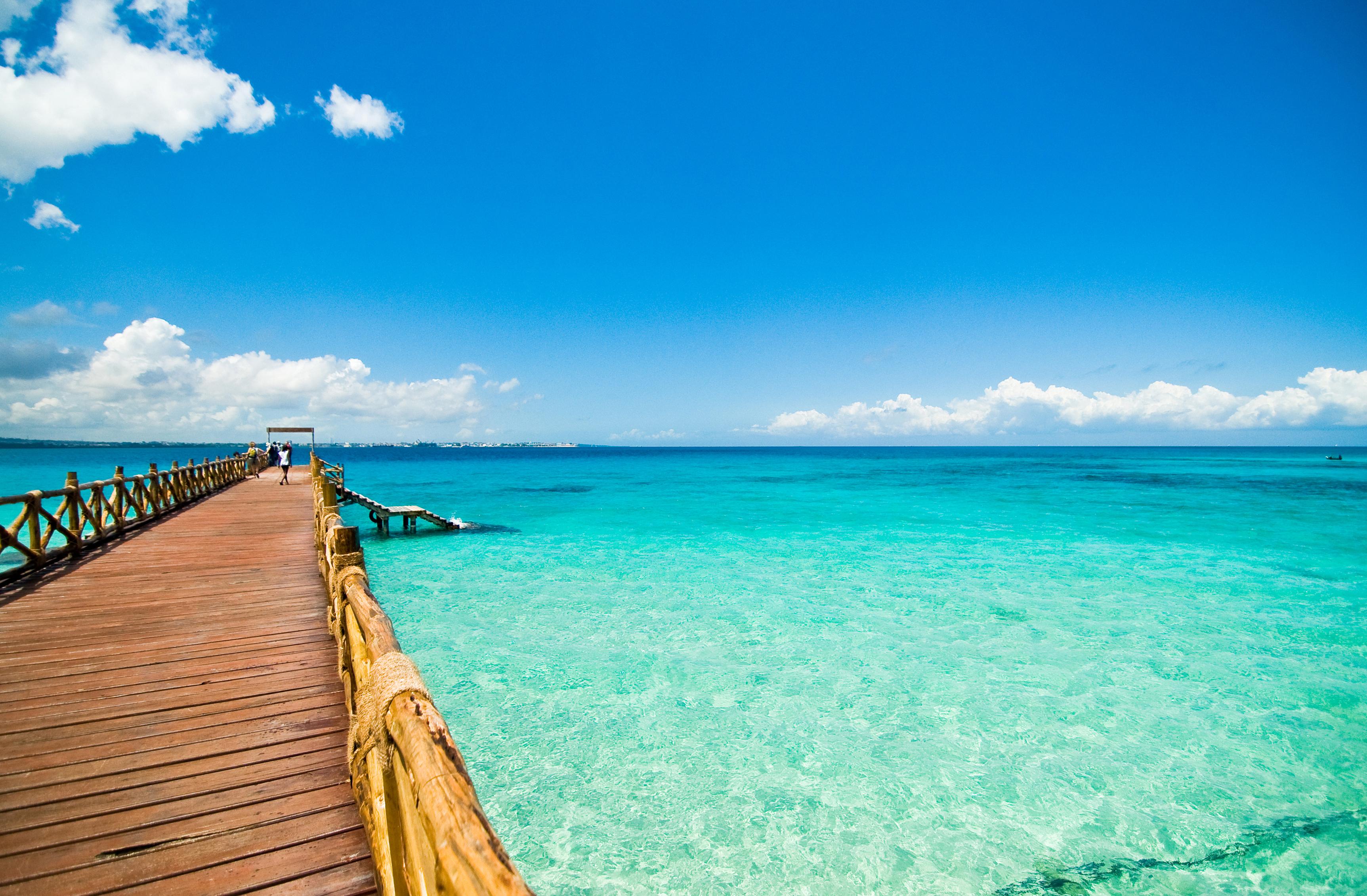 Viajes a Islas de Tanzania. Extensiones Costa