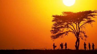 Viaje a Tanzania a medida. Atardecer en la gran Sabana