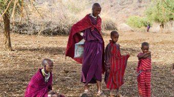 Viaje a Tanzania. Safari y Masais