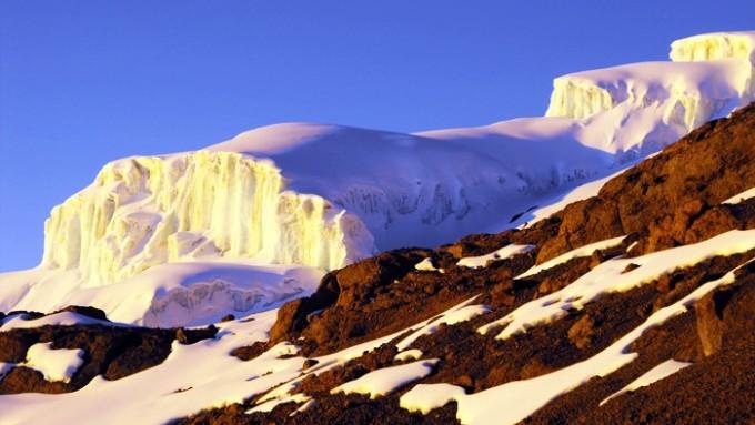Trekking al Kilimanjaro, Ruta Marangu