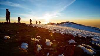 Viaje a Tanzania. Trekking Kilimanjaro Rongai