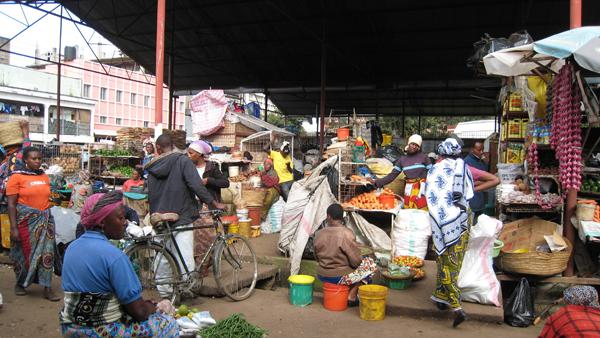 Arusha ciudad tanzania viaje