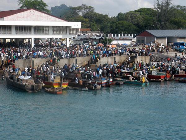 Dar Es Salaam ciudad tanzania