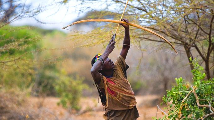 Viajes a Tanzania - Bosquimanos