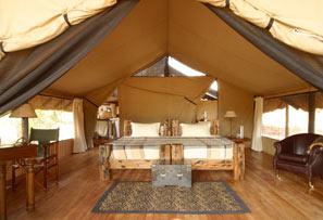 Viajes a Tanzania - Jongomero Camp