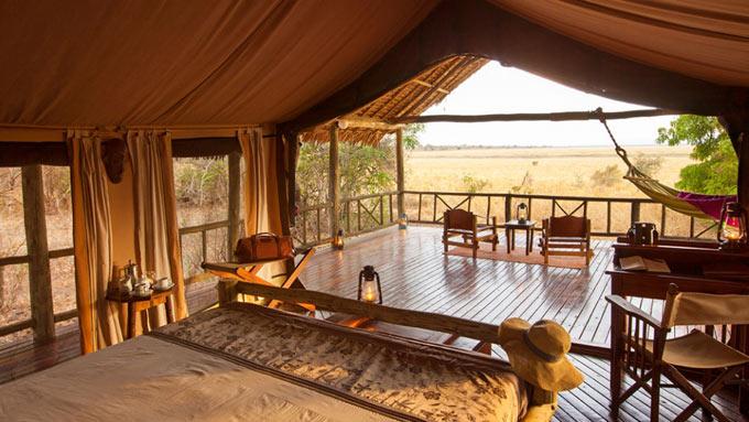 Viajes a Tanzania - Lodges y Camps en Katavi