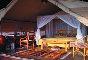 Viajes a Tanzania - Kikoti TentedCamp