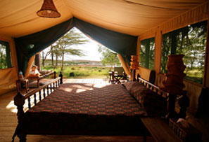 Viajes a Tanzania - Tindinga Tented Camp