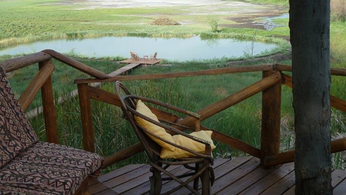 Lago Eyasi Camps