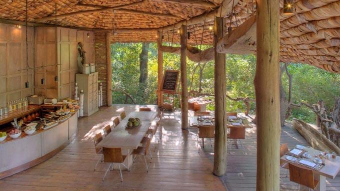 Viajes a Tanzania - Lodges y Camps en Lago Manyara