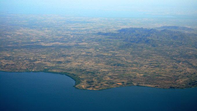 Lago Victoria, una de las principales fuentes del río Nilo