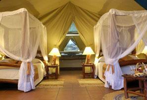 Viajes a Tanzania - Lake Manyara Serena Safari Lodge