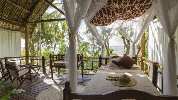 lodges y hoteles islas de tanzania