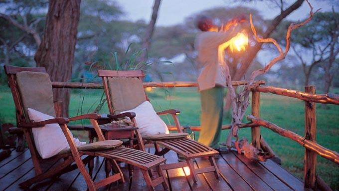 Alojamiento en el Norte de Tanzania