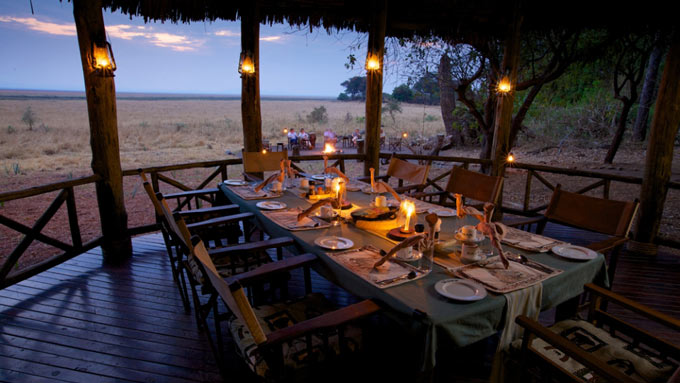 Viajes a Tanzania - Lodges y Camps Zona Oeste