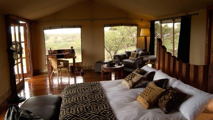 alojamiento dormir hoteles tanzania