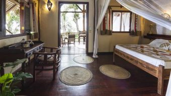 Lodges & camps costa e islas de Tanzania