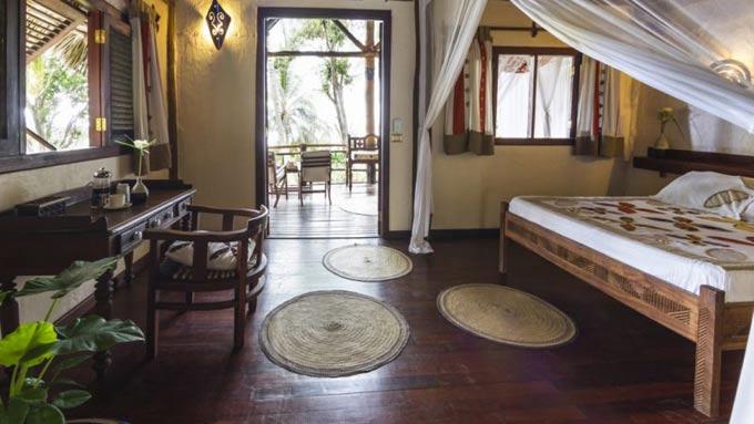 Viajes a Tanzania - Lodges y Camps en Mafia