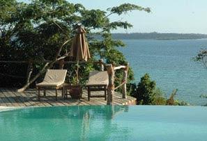 Viajes a Tanzania - Manta Reef Lodge
