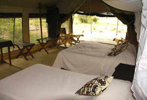 Viajes a Tanzania - Mapito Tented Camp