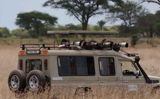Viajes a Tanzania - Material Fotográfico