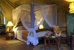 Viajes a Tanzania - Mbuzi Mawe Tented Camp