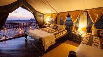 Lodges & camps en Tanzania Sur