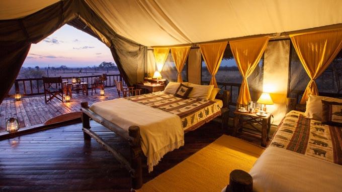 Viajes a Tanzania - Lodges y Camps en Mikumi