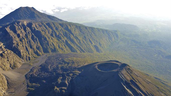 Parque Nacional Arusha en Tanzania