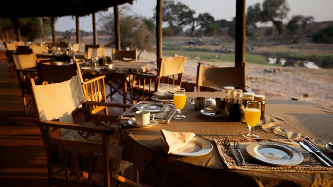 Viajes a Tanzania - Lodges y Camps en Ruaha