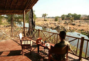 Viajes a Tanzania - Ruaha River Lodge