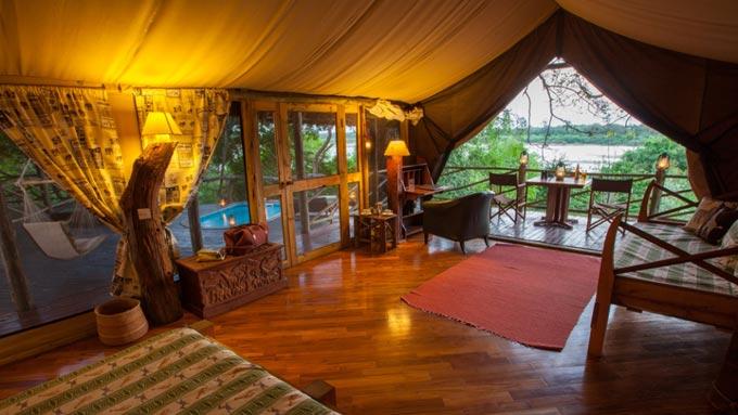 Viajes a Tanzania - Lodges y Camps en Selous