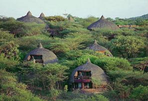 Viajes a Tanzania - Serengeti Serena Safari Lodge