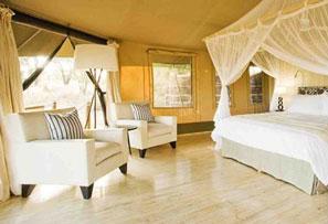 Swala Camp alojamiento tanzania