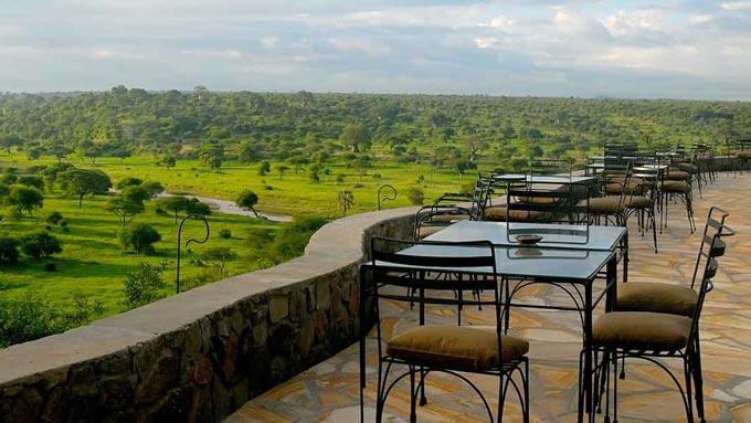Viajes a Tanzania - Lodges y Camps en Tarangire