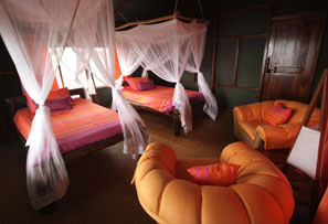 Viajes a Tanzania - Tent with a View Lodge