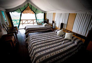 Viajes a Tanzania - Vuma Hills Tented Camp