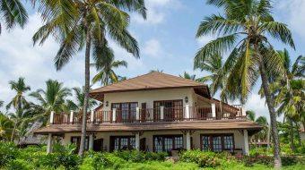 Lodges & Hoteles costa e islas de Tanzania